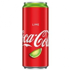 Coca-Cola Lime 330 ml