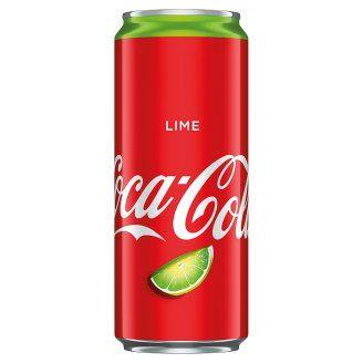 Coca-Cola Lime 330 ml
