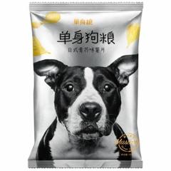 Чипсы Single Dog со вкусом горчицы 70гр