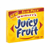 Wrigley Gum Juicy Fruit