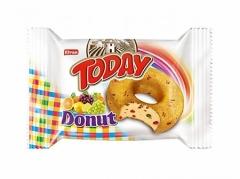 Кекс Today Donut с фруктовым вкусом 45гр