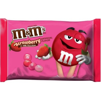 M&Ms Strawberry (92 гр)