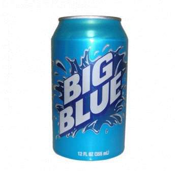 Big Blue Soda 0,355 ml