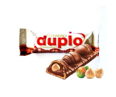 Duplo Chocnut шоколадный батончик 26g