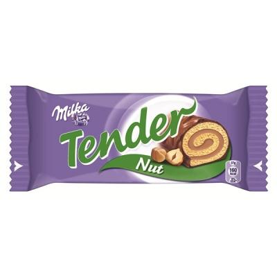Бисквит Milka Tender орех 37гр