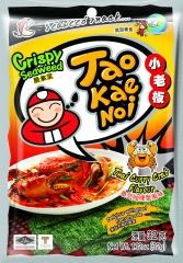 TAOKAENOI Crispy Seaweed (Thai Curry Crab Flavour) 32g