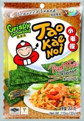 TAOKAENOI Crispy Seaweed (Pad Thai Flavour) 32g