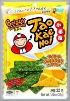 TAOKAENOI Crispy Seaweed (Cheese Flavour) 32g