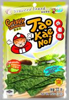 TAOKAENOI Crispy Seaweed (Wasabi Flavour) 32g