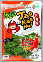 TAOKAENOI Crispy Seaweed (Sriracha Chili Sauce Flavour) 32g
