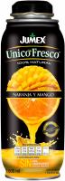 """Сок прямого отжима 100% Jumex Naranja y Mango """"Апельсин и манго"""" 500 мл"""