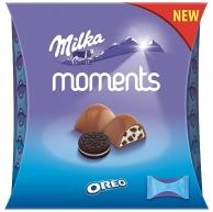 Шоколадные конфеты Oreo Moments Milka 92 гр