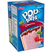 Печенье Pop Tarts 8 PS Frosted Cherry 416 грамм