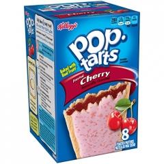 Печенье Pop Tarts 8 PS Frosted Cherry 416 грамм