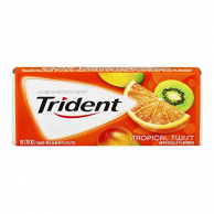 Trident Gum Tropical Twist