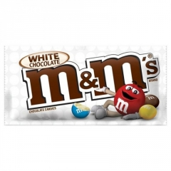 Драже M&M's White Chocolate 42,5гр