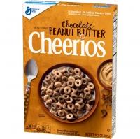 Сухой завтрак CHEERIOS Chocolate PEANUT BUTTER 320g