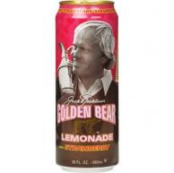 Напиток AriZona Golden Bear Strawberry Lemonade 0,68л