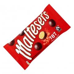 Maltesers шоколадные шарики 37 грамм