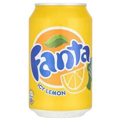 Fanta Lemon (330 мл)