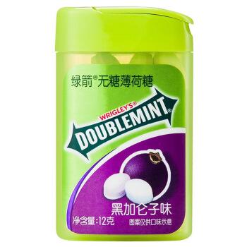 Wrigley Doublemint Смородина12 гр