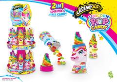 Johny Bee Unicorn Pop Candy 50гр