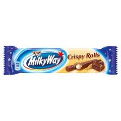 MILKY WAY Crispy Rolls 22,5гр