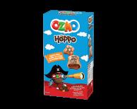 Подушечки с шоколадной начинкой Ozmo Hoppo 40 гр