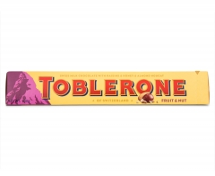 Toblerone Fruit and Nut 100g