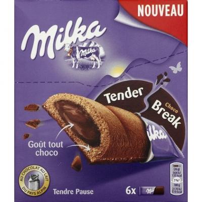 Milka Tender Break Choco 130 грамм