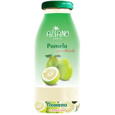 Aziano 30% нектар Помело с мякотью стекло (250 мл)
