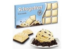 "Schogetten Stracciatella Chocolate ""Мороженое с Шоколадом"" 100гр"
