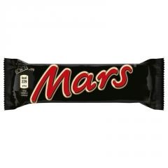 Шоколадные батончики Mars 51гр