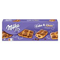 Бисквит Milka Cake & Choc ( 175 грамм)