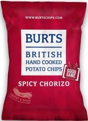 "Чипсы ""Burts Spicy Chorizo"" 40гр"
