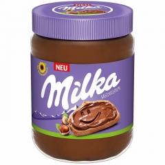 Milka Haselnusscreme шоколадно-ореховая паста 600гр
