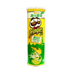Чипсы Pringles со вкусом коктейля Мохито 110 гр