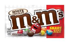 Шоколадное драже M&Ms White Chocolate 70гр