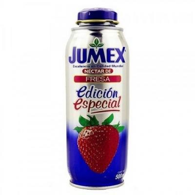 Нектар Jumex Nectar de Fresa Клубника 500 мл