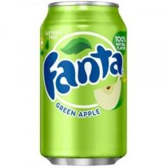Fanta Green Apple ж/б 355мл