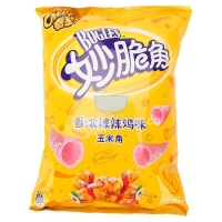 Чипсы Cheetos Bugles со вкусом острой курицы 65гр