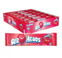 Жевательная конфета Airheads со вкусом  Вишни 15,6гр