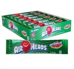 Жевательная конфета Airheads со вкусом Арбуза 15,6гр