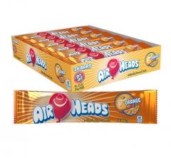Жевательная конфета Airheads со вкусом Апельсина 15,6гр