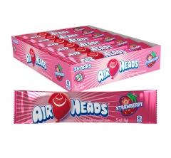 Жевательная конфета Airheads со вкусом Клубники 15,6гр