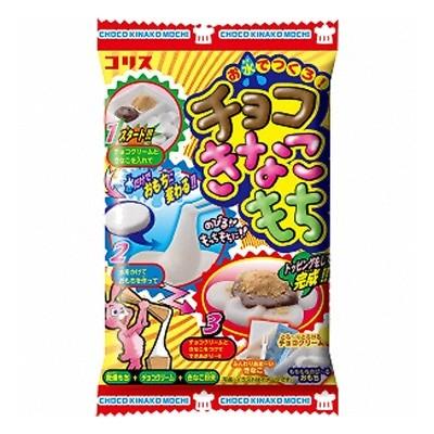 """Coris мягкие конфеты  """"Сделай сам! Кинако-Моти, с шоколадным вкусом 26 гр"""