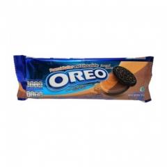 """Орео """"Арахисовое масло и шоколад"""" с шоколадным и ореховым кремом 28,5гр"""