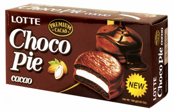 Чоко Пай (пирожное шоколадное) 168 грамм