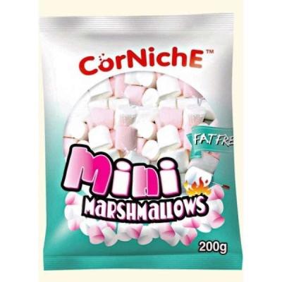 Corniche Mini Marshmallow 200g