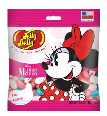 Jelly Belly Minnie Mouse Bag (80 грамм)